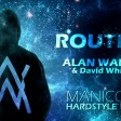 Alan Walker x David Whistle - Routine