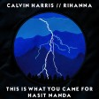 Calvin Harris feat. Rihanna - This Is What You Came For