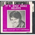 Glenn Campbell - It s Only Make Believe